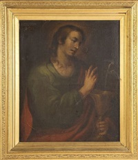 st. john the evangelist by alonso cano