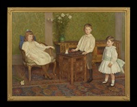 the children of l. breitmeyer, esq by thomas cooper gotch