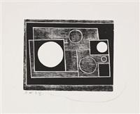 five circles by ben nicholson