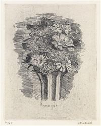 zinnie (from giorgio morandi) by giorgio morandi