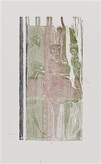 der muse gewidmet 1979 by gerhard (gerhard ströch) altenbourg