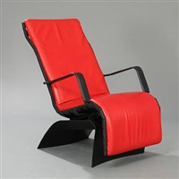 antropovarius easy chair by porsche design (co.)