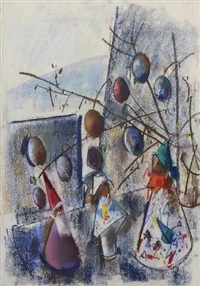 ostern by otto herbig
