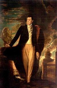 marquis de lafayette by samuel f.b. morse