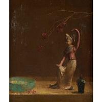 dancing girl by hovsep pushman