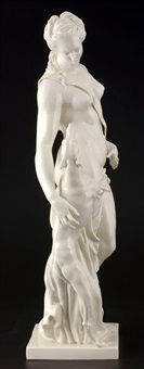 figure of diane by dominikus aulicezk