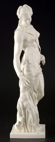 figure of diane by dominikus aulicezk