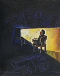 triumph der malerei by jörg immendorff