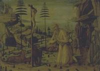 san gerolamo by jacopo del sellaio