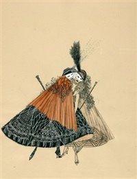 venezianische masken by alastair (hans henning baron vogt)
