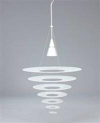 hanging lamp enigma 825 by shoichi uchiyama