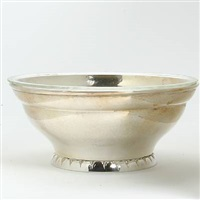 bowl by georg jensen (co.)