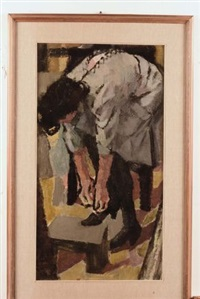 figura femminile by gianni vagnetti