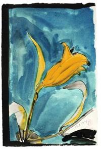 magnolia by thomas schütte