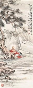 无量寿佛 by qian xiong