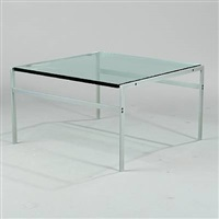coffee table (model bo-550 by jorgen kastholm and preben fabricius