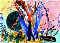 composition with figures by jon gislason