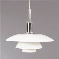ph 4½/4 pendant by poul henningsen