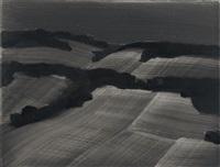 untitled (night landscape) by rafal bujnowski