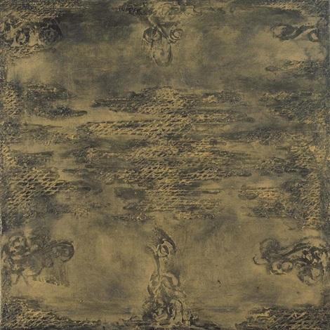 gold on black by alfredo rapetti