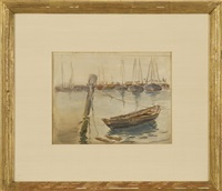 east harbor, block island by reynolds beal