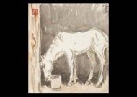 horse by kunitaro suda