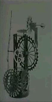 feuerwehrturm by harry kramer