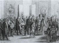 feierliches begrabnis by victor (count) odeschalchi