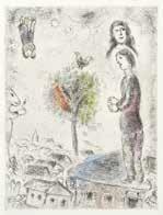 traumlandschaft by marc chagall