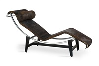 chaise longue b306 by le corbusier, pierre jeanneret and charlotte perriand