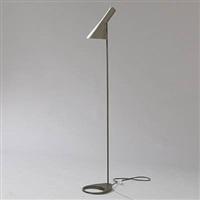 aj standard lamp by arne jacobsen