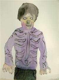 purple boy by ricky swallow