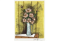 camelias et roses by bernard buffet