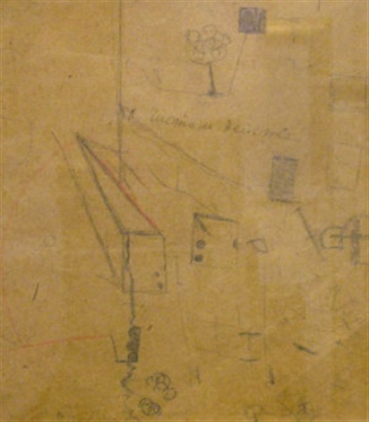 about clean action prepatory drawing by kazimir malevich