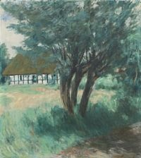 view of farm house by sigurd swane