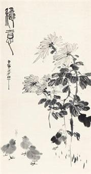 秋意 by bai ding