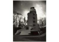 einstein tower by hiroshi sugimoto