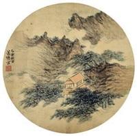 松山图 by xiao xun