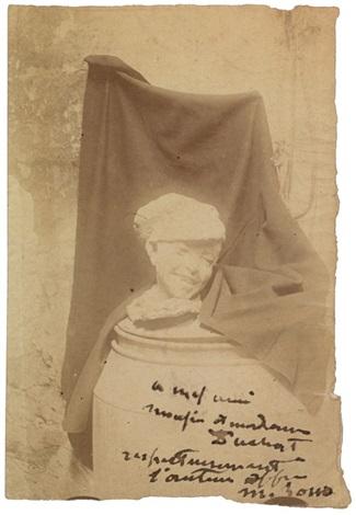 fotografia del gavroche il birichino by medardo rosso