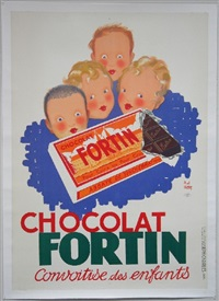 chocolate fortin by paul igert