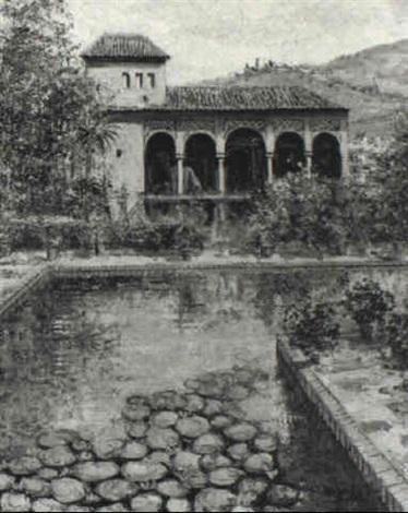 la alhambra by florencio ochoa