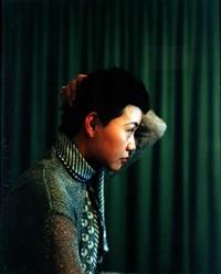 television portrait (yuko tokyo) by paul graham