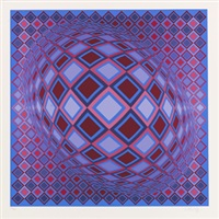 basel by victor vasarely