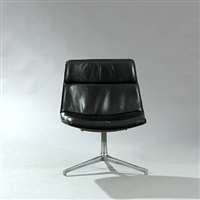 chair by preben fabricius