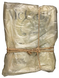 wrapped magazin mccall´s by christo and jeanne-claude