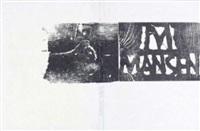 das haus (booklet w/24 works) by matthias mansen