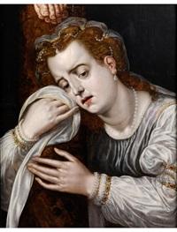 die heilige magdalena by frans floris the elder
