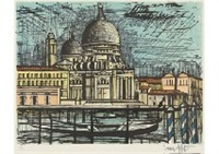 la salute from venise by bernard buffet