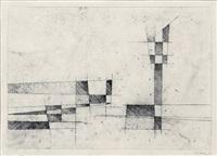 turm (komposition 43) (+ malerei- was ist das - wenn nicht leben, 66 minute dvd; 2 works) by rudolf jahns