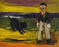 clown och katt by gunnar loberg